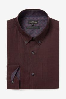 Next Puptooth Jacquard Long Sleeve Shirt - 267174
