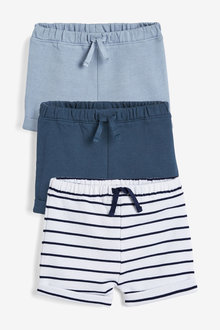 Next Shorts Three Pack (0mths-2yrs) - 267175