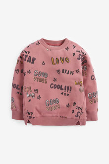 Next Crew Neck Sweat Top (3-16yrs) - 267192