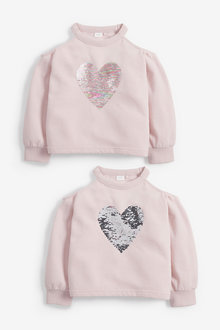 Next Cold Shoulder Sweatshirt (3-16yrs) - 267209