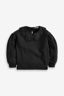 Next Collar Crew Neck Sweat Top (3-12yrs) - 267217