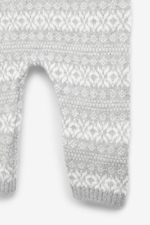 Next Fairisle Pattern Set (0mths-2yrs)