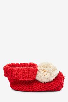 Next Knitted Booties (Newborn) - 267252