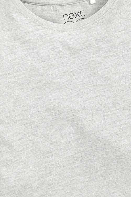 Next 3 Pack Mono T-Shirts (3-16yrs)