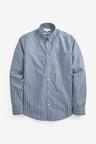 Next Textured Stripe Shirt
