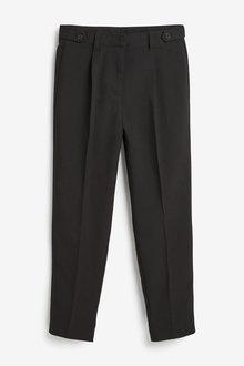 Next High Waist Tapered Leg Trousers (9-16yrs) - 267444