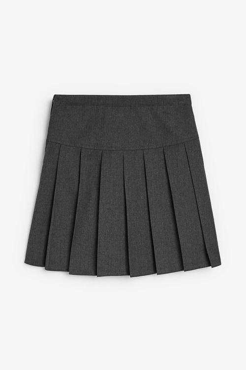 Next 2 Pack Long Length Pleat Skirts (3-16yrs)
