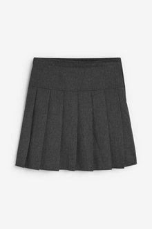 Next 2 Pack Long Length Pleat Skirts (3-16yrs) - 267452