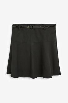 Next Senior Belted Skirt (9-16yrs) - 267457