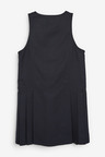 Next Embroidered Zip Pinafore (3-14yrs)