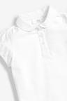 Next Bow Sleeve Poloshirt (3-16yrs)