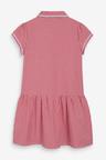 Next Drop Waist Gingham Dress (3-14yrs)