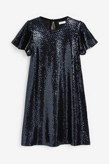 Next Sparkle Dress (3-16yrs) - 267514