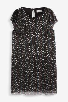 Next Sparkle Dress (3-16yrs) - 267515