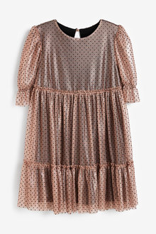 Next Spot Tulle Dress (3-16yrs) - 267521
