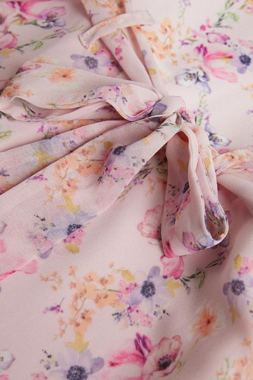 Next Floral Dress (3-16yrs)