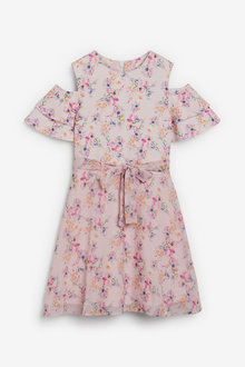 Next Floral Dress (3-16yrs) - 267525