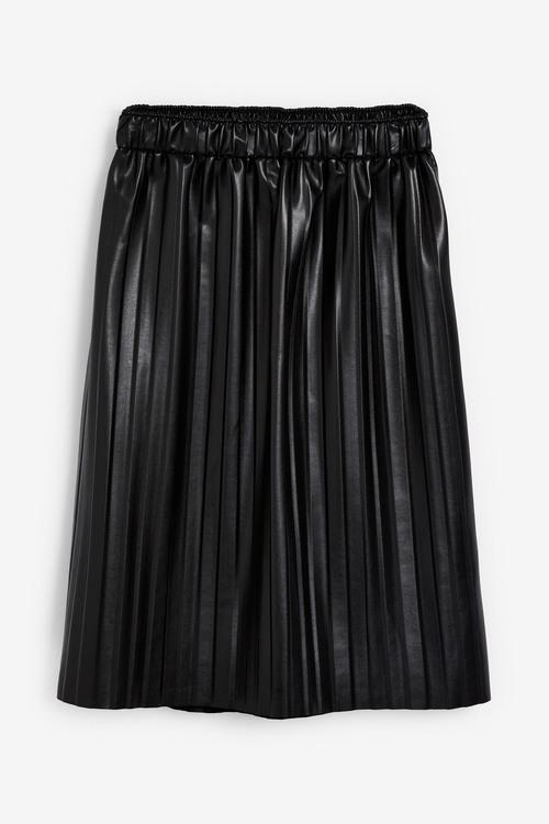 Next Pleated Midi Skirt (3-16yrs)
