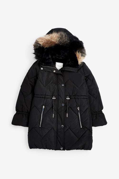 Next Padded Coat (3-16yrs)