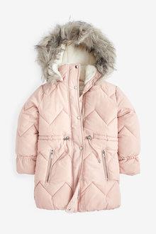 Next Padded Coat (3-16yrs) - 267551
