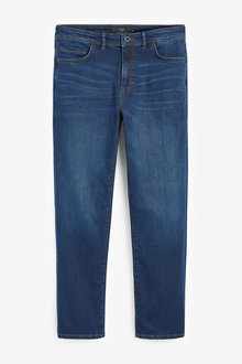 Next Jeans With Stretch-Straight Fit - 267556