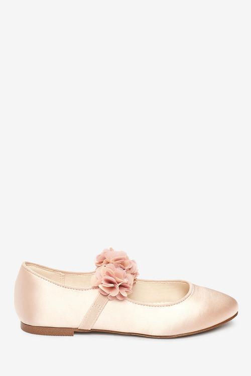 Next 3D Flower Ballet Shoes (Older)