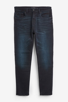 Next Jean With Stretch-Tapered Slim Fit - 267581