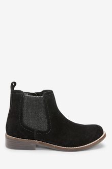 Next Leather Chelsea Boots (Older) - 267608