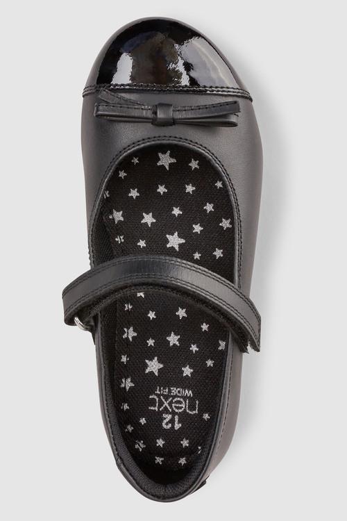 Next Patent Toe Cap Mary Jane Shoes (Older)