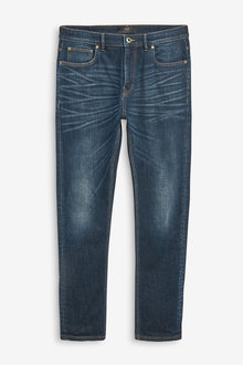 Next Jean With Stretch-Slim Fit - 267616