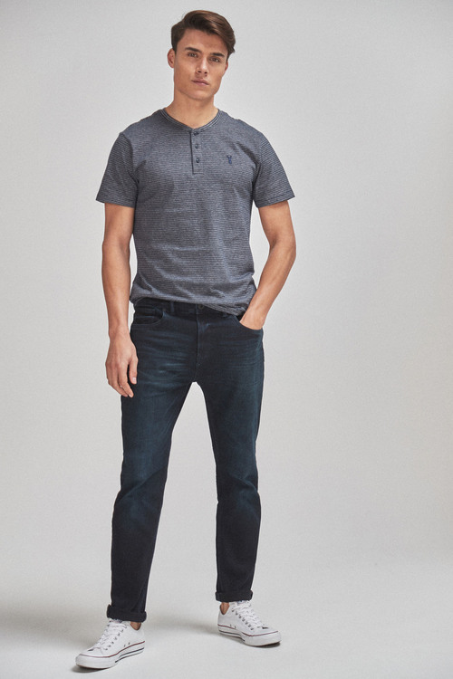 Next Jean With Stretch-Slim Fit