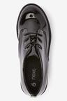 Next Patent Lace-Up Heel Shoes (Older)