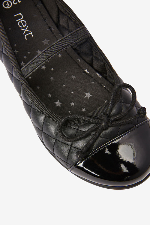 Next Quilted Mary Jane Shoes (Older)