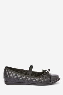 Next Quilted Mary Jane Shoes (Older) - 267622