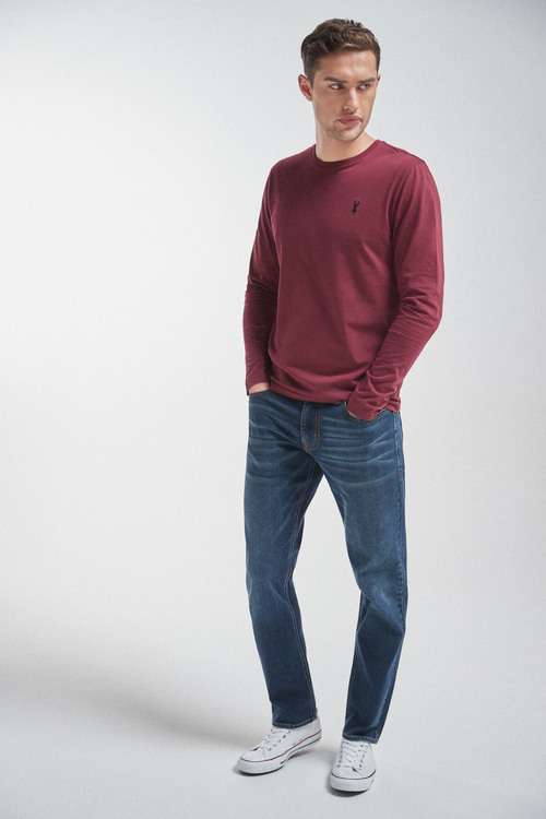 Next Soft Touch Jeans-Slim Fit