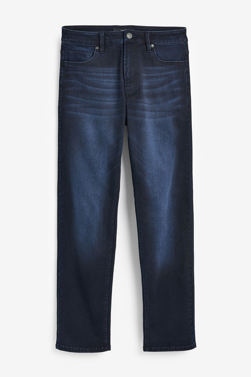 Next Soft Touch Jeans-Straight Fit