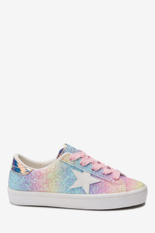 Next Star Lace-Up Trainers (Older) - 267666