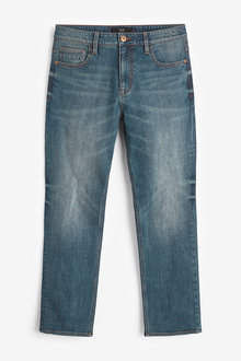 Next Jeans With Stretch-Straight Fit - 267671