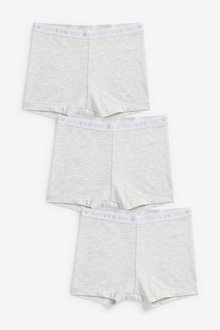 Next 3 Pack Modesty Shorts (2-16yrs) - 267714