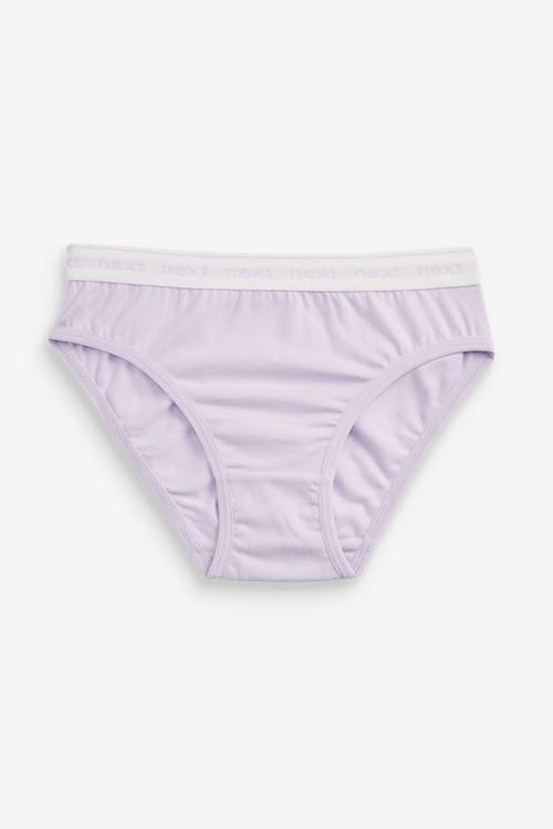 Next 5 Pack Bikini Briefs (2-16yrs)