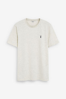 Next Regular Fit Stag T-Shirt - 267822