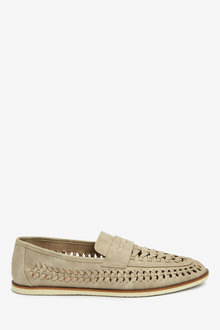 Next Weave Loafers - 267847