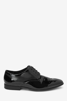 Next Textured Derby Shoes - 267866