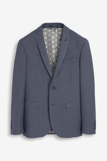 Next Puppytooth Suit: Jacket-Slim Fit - 267871