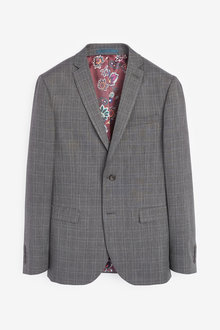 Next Check Suit: Jacket - 267877