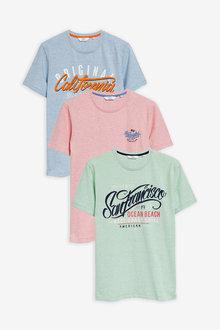 Next Graphic T-Shirts Three Pack - 267891