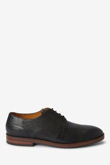 Next Motion Flex Leather Brogue Shoes - 267908