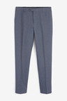 Next Puppytooth Suit: Trousers-Slim Fit