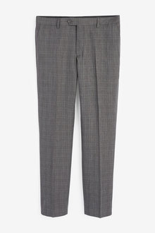 Next Check Suit: Trousers - 267956