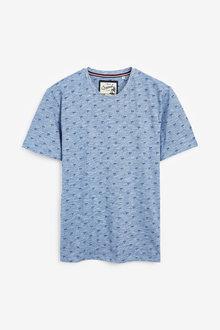 Next Regular Fit T-Shirt - 267968